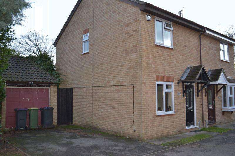 2 Bedrooms Semi Detached House for rent in Barnwell Drive, Hockley