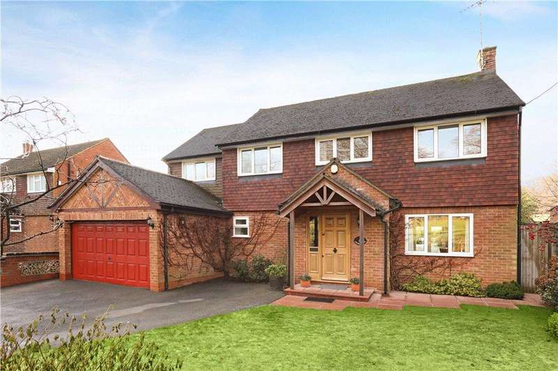 4 Bedrooms Detached House for sale in Swan Bottom, The Lee, Great Missenden, Buckinghamshire
