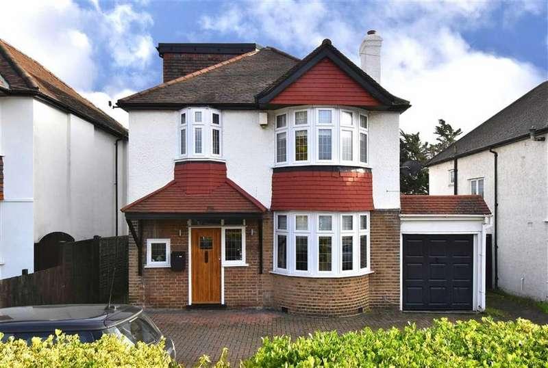 5 Bedrooms Detached House for sale in Pickhurst Lane, Hayes, Kent