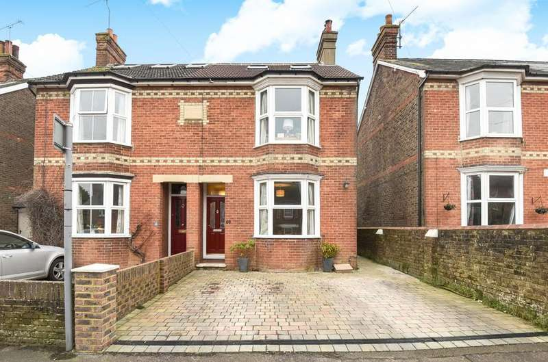 4 Bedrooms Semi Detached House for sale in Rusper Road, Horsham, RH12