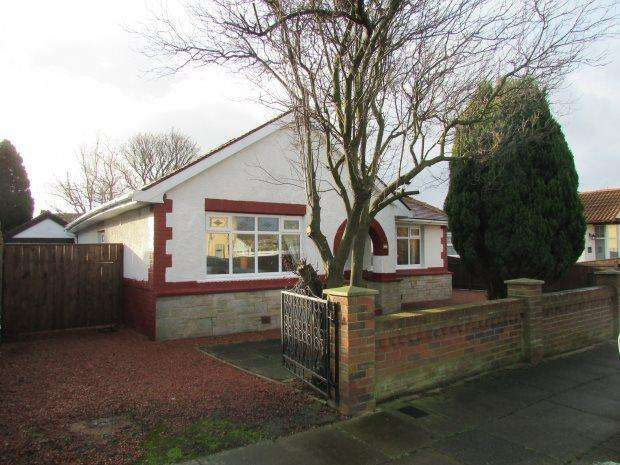 3 Bedrooms Detached Bungalow for sale in TORQUAY AVENUE, FENS, HARTLEPOOL