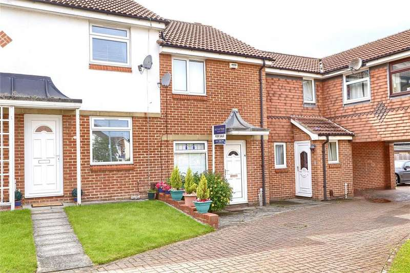 2 Bedrooms Terraced House for sale in Lynmouth Close, Hemlington