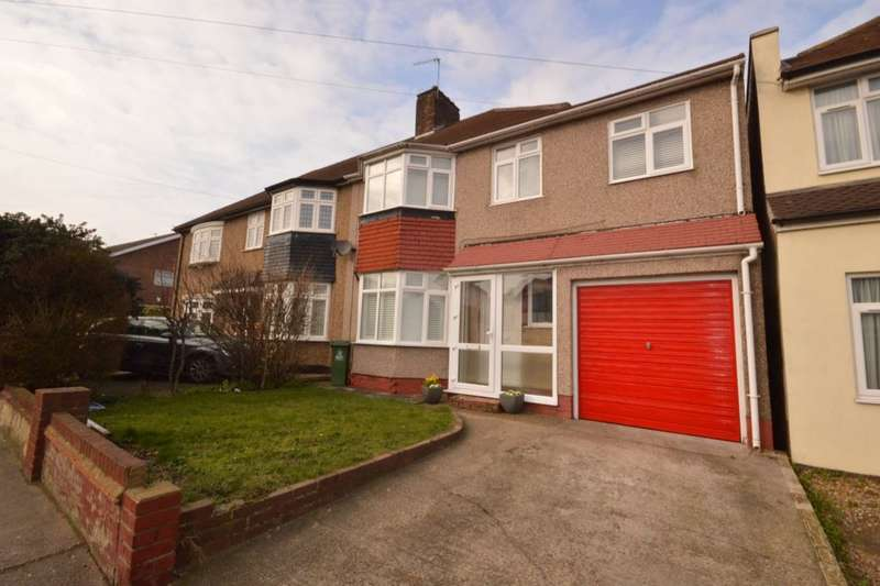 4 Bedrooms Semi Detached House for sale in Mayplace Road East, Bexleyheath, DA7