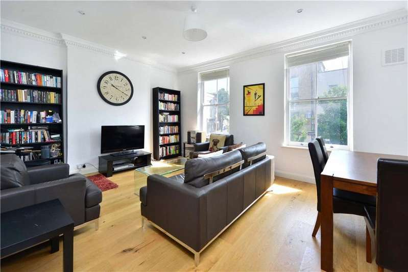 3 Bedrooms Maisonette Flat for sale in Caledonian Road, Islington, London, N1