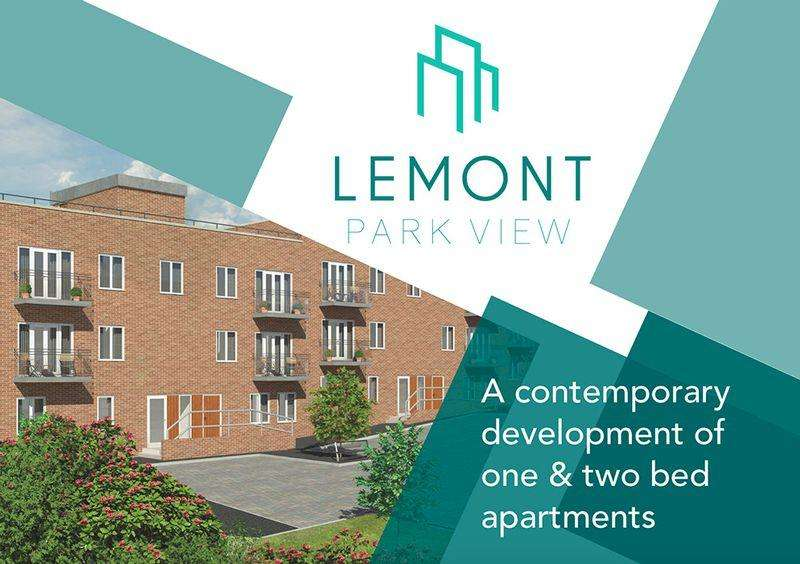 2 Bedrooms Apartment Flat for sale in Green Oak House, Lemont Road, Totley, S17 4HA - Second Floor Balcony Apartment With Roof Top Terrace