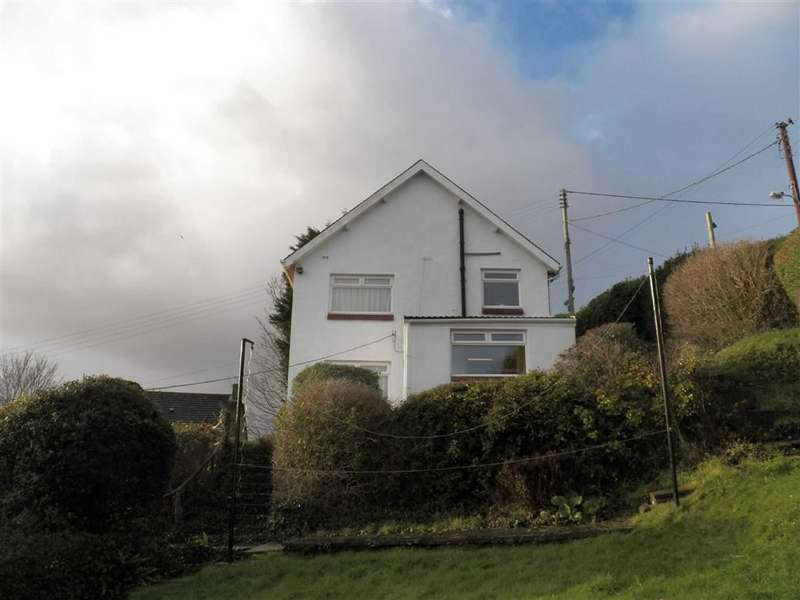 3 Bedrooms Detached House for sale in Pleasant View, Felinfoel, Llanelli