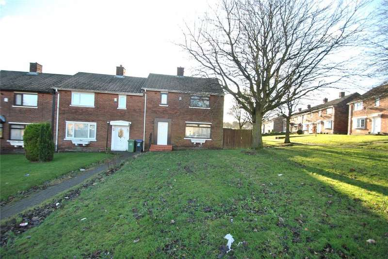 3 Bedrooms Semi Detached House for rent in Acre Rigg Road, Peterlee, County Durham, SR8