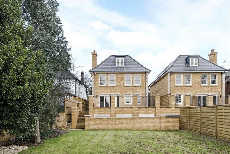 5 Bedrooms House for sale in Barham Road, Wimbledon, London, SW20