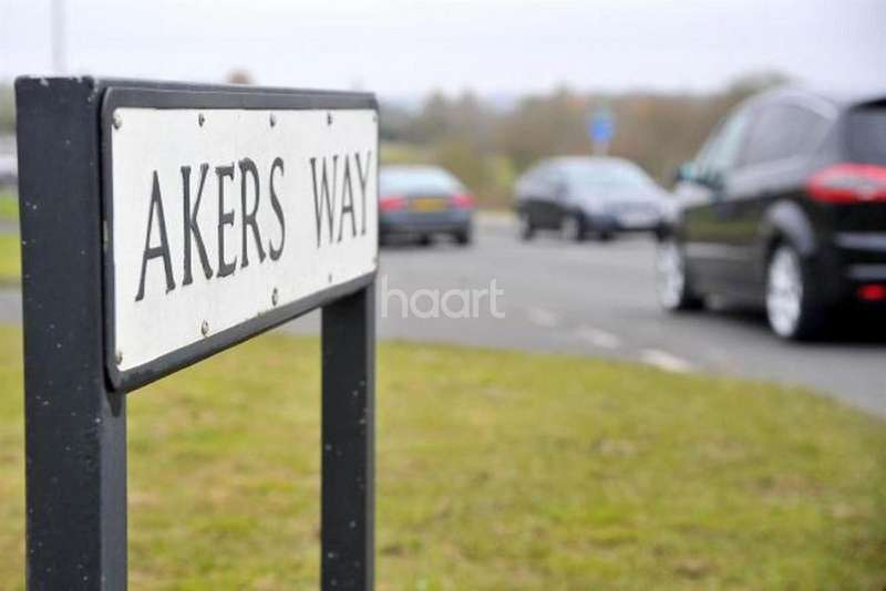 4 Bedrooms Detached House for sale in Akers Way