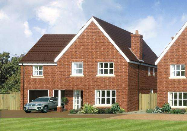 5 Bedrooms Detached House for sale in Pampisford Road, Great Abington, Cambridge, Cambridgeshire