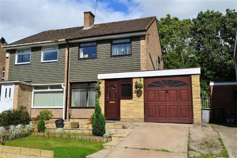 3 Bedrooms Semi Detached House for sale in Brookhurst Avenue, CH63