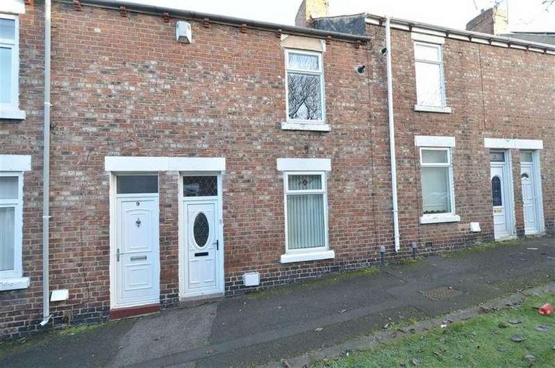 2 Bedrooms Terraced House for sale in Hebburn