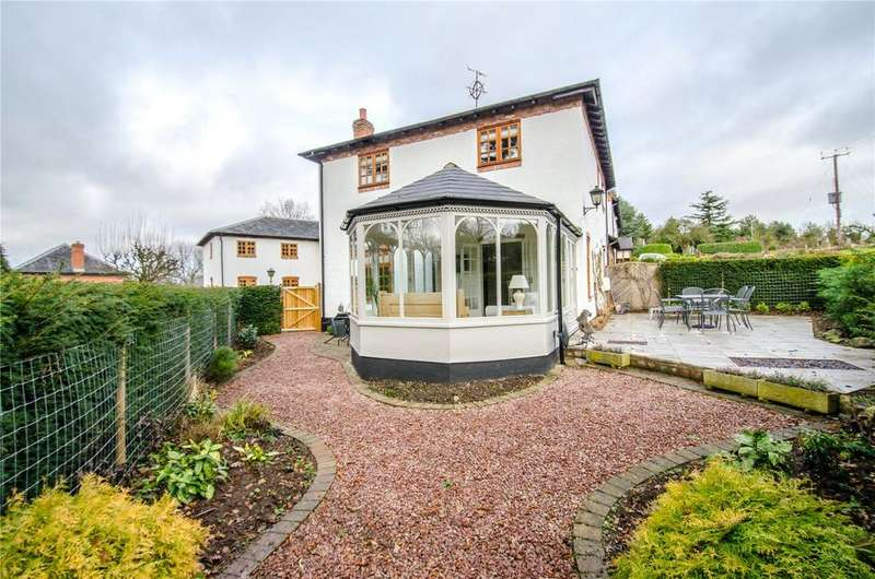 2 Bedrooms House for sale in Hawford, Worcestershire