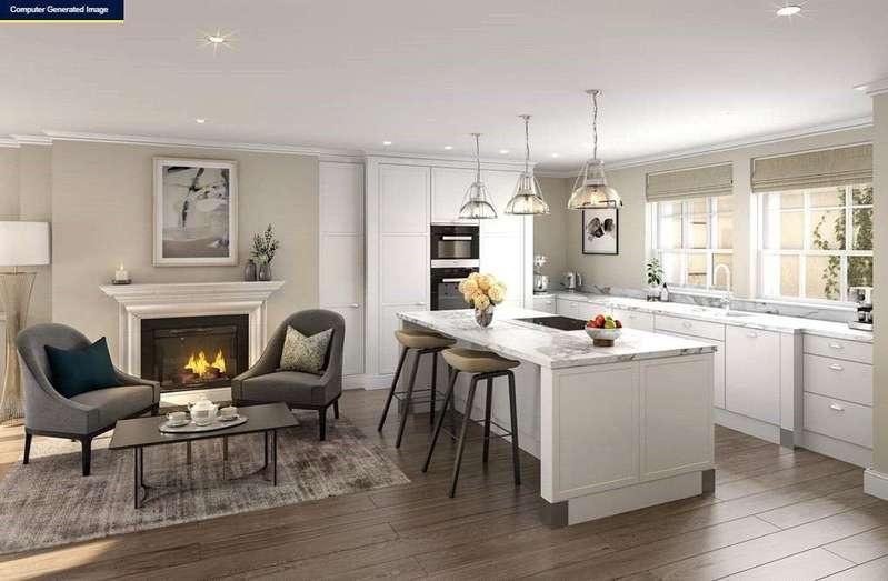 3 Bedrooms Maisonette Flat for sale in Apartment 1, Beckford Gate, Lansdown Road, Bath, BA1