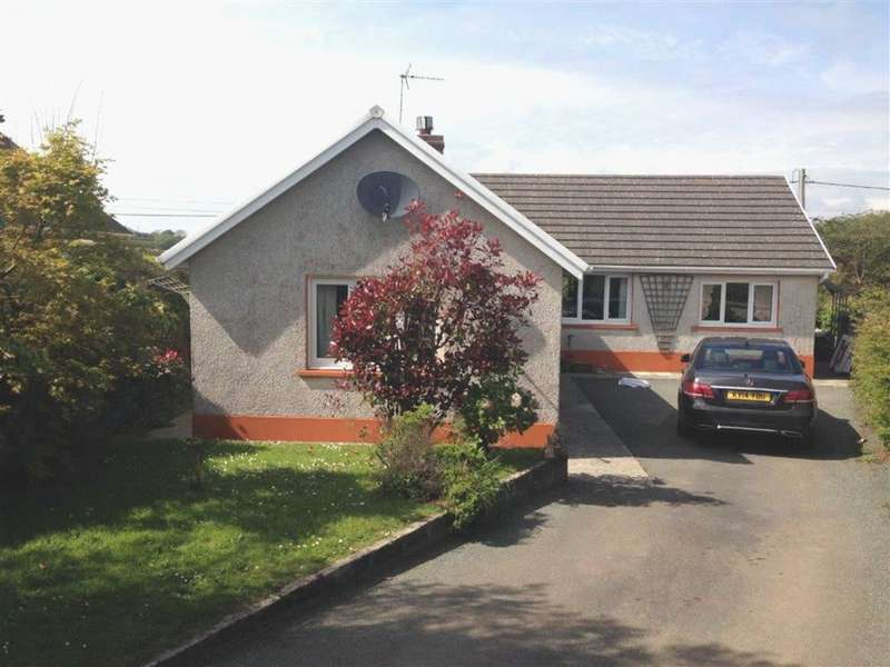 3 Bedrooms Detached Bungalow for sale in St. Ishmaels, Lynsway Road, Haverfordwest
