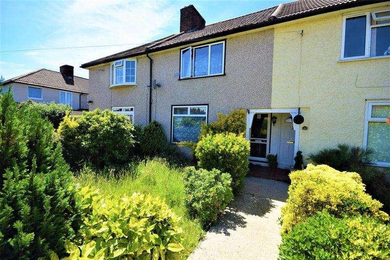 2 Bedrooms Terraced House for sale in Nuneaton Road, Dagenham