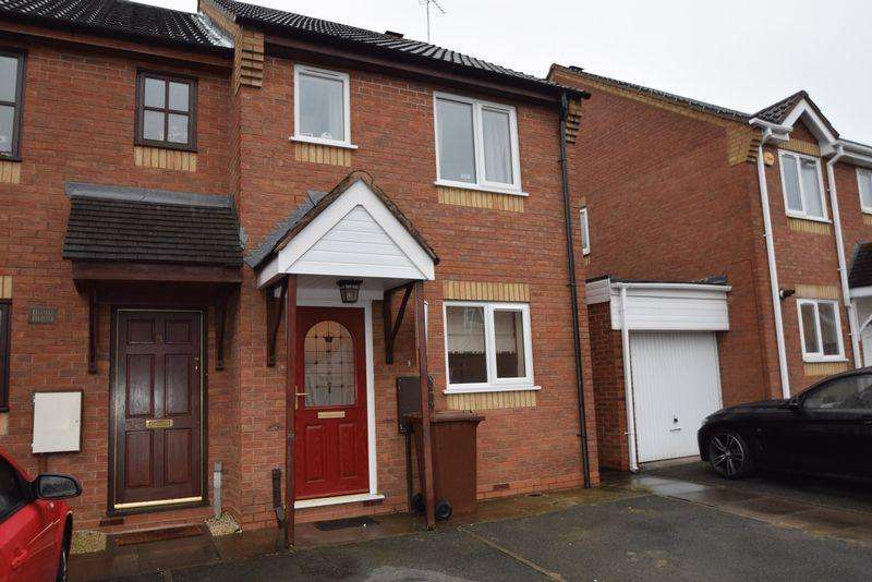 2 Bedrooms Terraced House for sale in Hay Grove, Brownhills