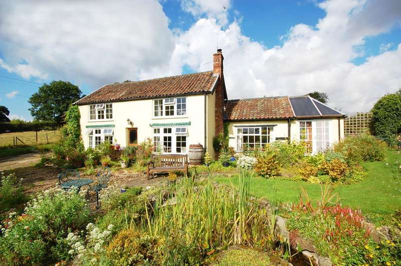 3 Bedrooms Cottage House for sale in Welton-le-Wold, near Louth