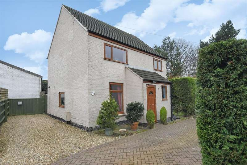 3 Bedrooms Detached House for sale in Fleet Road, Holbeach, PE12
