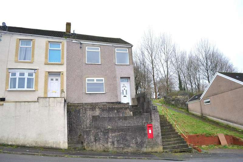 3 Bedrooms End Of Terrace House for sale in Colbourne Terrace, Swansea