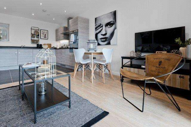 3 Bedrooms Flat for sale in Banbury Park, 158 Billet Road, Walthamstow, London, E17