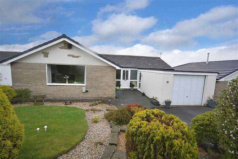 4 Bedrooms Detached Bungalow for sale in Wavell Close, Baxenden, Lancashire, BB5