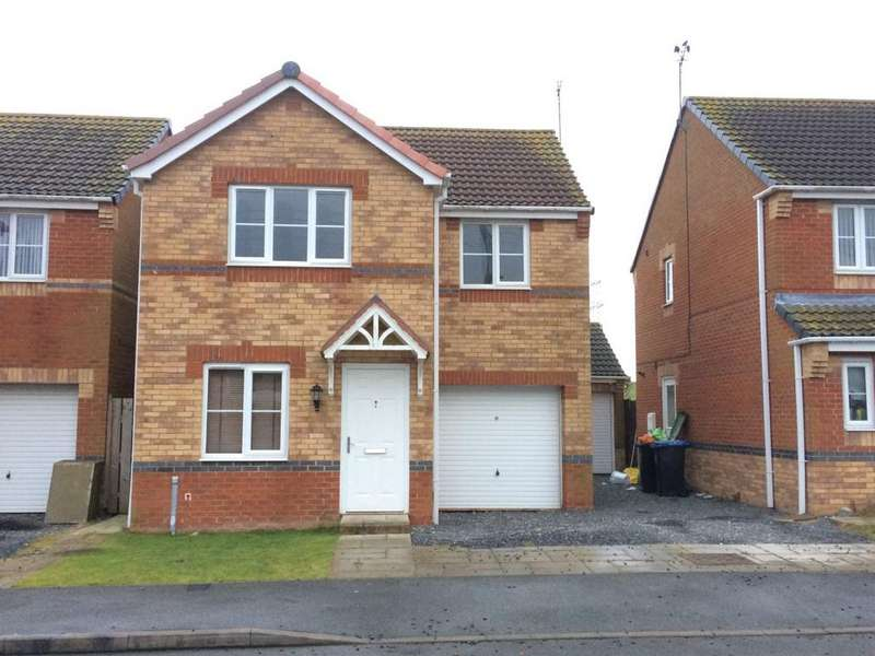 3 Bedrooms Detached House for rent in Windermere Road, South Hetton