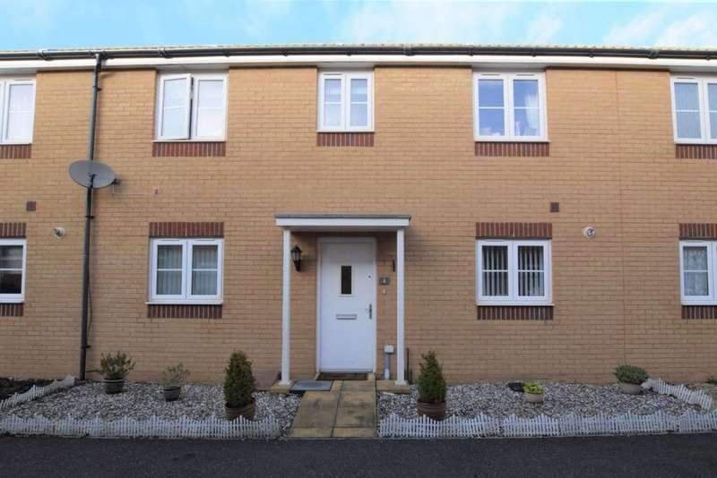 3 Bedrooms House for sale in Carnegie Walk, Exeter, EX2