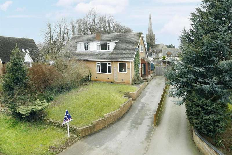 3 Bedrooms Semi Detached House for sale in High Street, Naseby, Northamptonshire