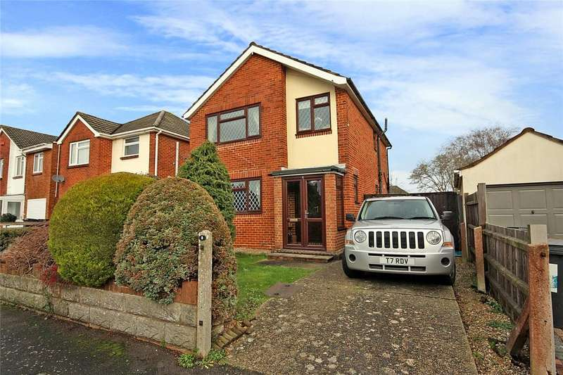 3 Bedrooms Detached House for sale in Shelton Road, Bournemouth, Dorset, BH6