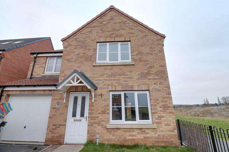 4 Bedrooms Detached House for sale in Plover Way, Scunthorpe