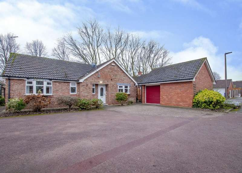 3 Bedrooms Detached Bungalow for sale in Airedale Avenue, Tickhill