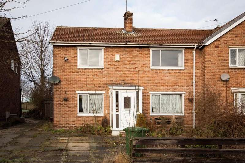3 Bedrooms Semi Detached House for sale in Wharncliffe Road, Kettlethorpe