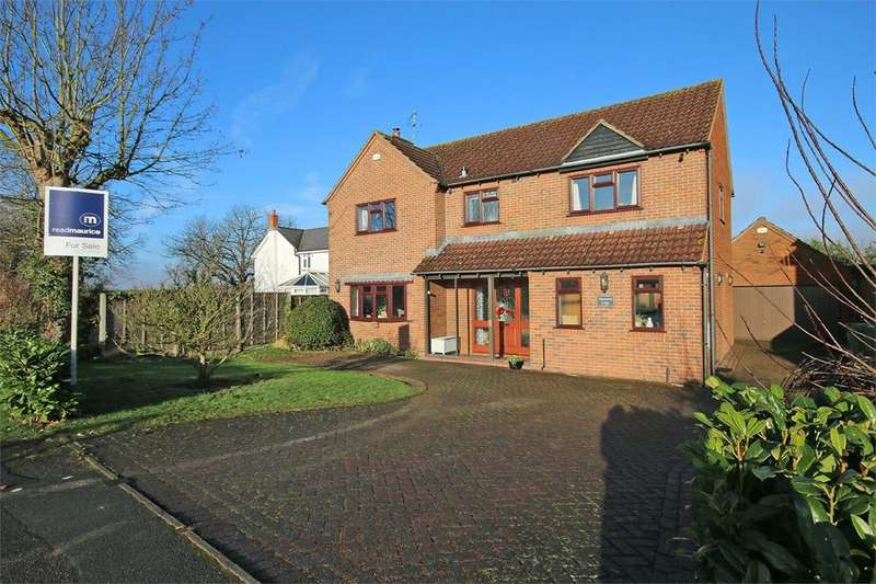 4 Bedrooms Detached House for sale in The Reddings, Cheltenham