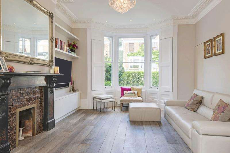3 Bedrooms Ground Flat for sale in South Hill Park, Hampstead NW3