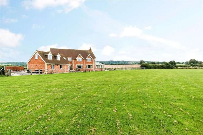 6 Bedrooms Detached House for sale in The Barton, Clyffe Pypard, Swindon, SN4