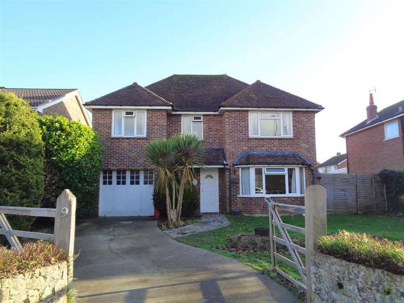 5 Bedrooms Detached House for sale in Nyetimber Lane, Rose Green