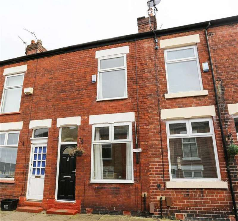 2 Bedrooms Terraced House for sale in Sycamore Street, Cheadle Heath, Stockport