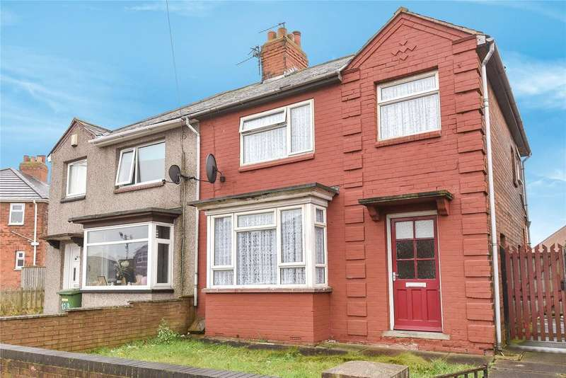 3 Bedrooms Semi Detached House for sale in Second Avenue, Grimsby, DN33