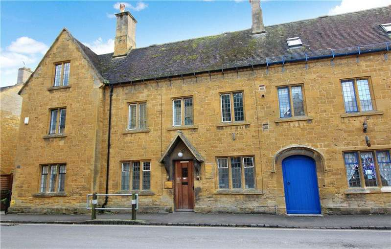 4 Bedrooms Terraced House for sale in New Road, Moreton-In-Marsh, Gloucestershire, GL56