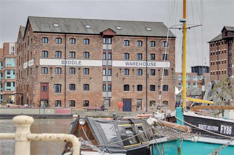 1 Bedroom Apartment Flat for sale in Biddle Shipton, The Docks, Gloucester