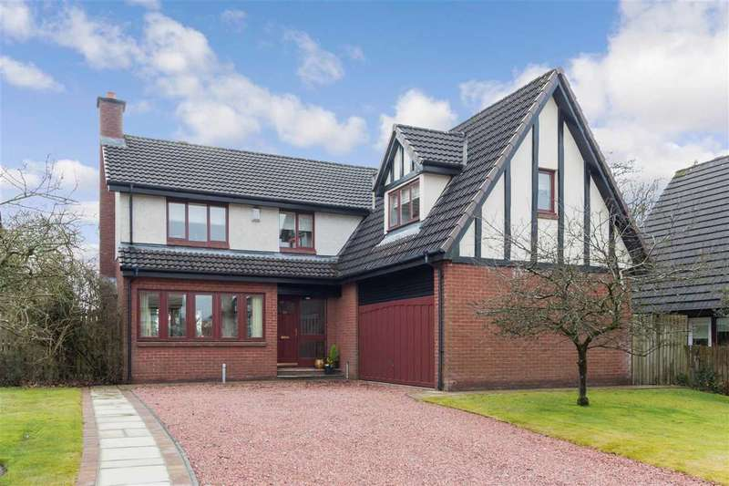 4 Bedrooms Detached House for sale in Cairnryan, Stewartfield, EAST KILBRIDE