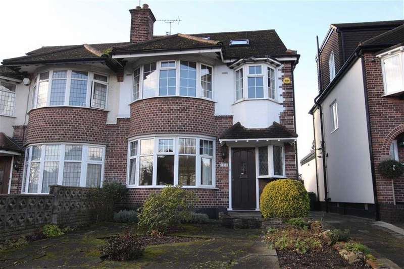 4 Bedrooms Semi Detached House for sale in High Road, Whetstone, London