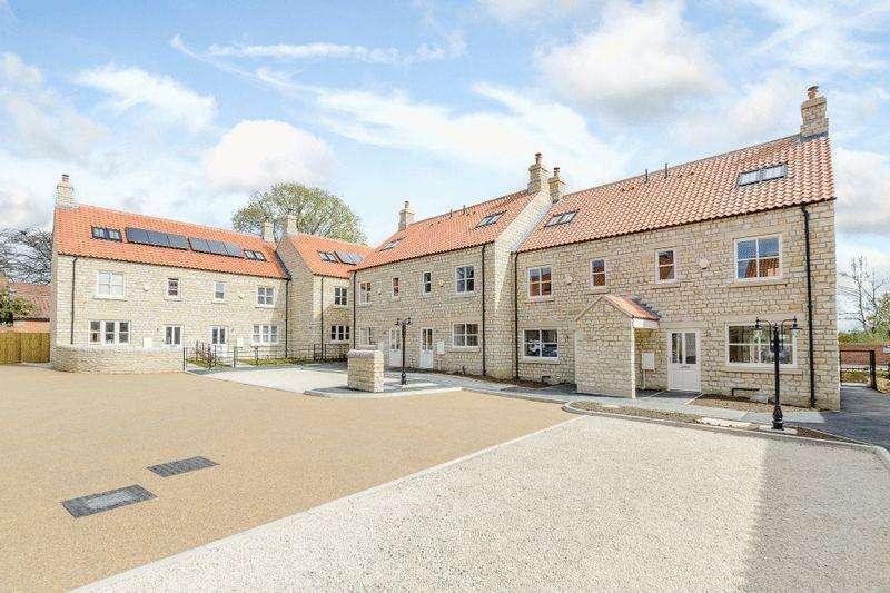 3 Bedrooms Terraced House for sale in Black Swan Yard, Helmsley