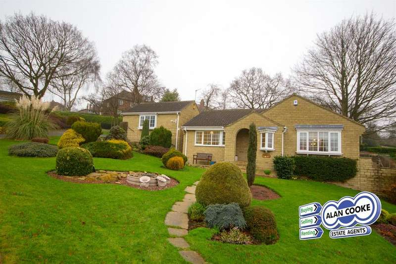 3 Bedrooms Detached Bungalow for sale in The Court, The Lane, Alwoodley
