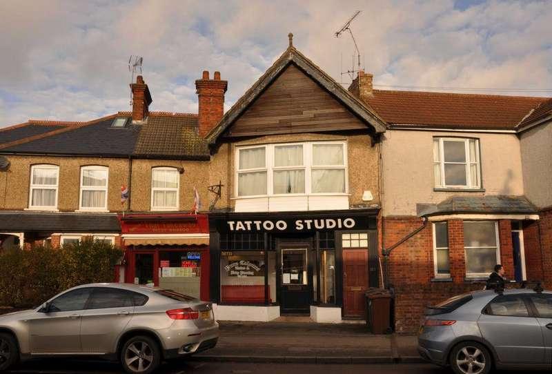 2 Bedrooms Maisonette Flat for sale in Hatfield Road, St Albans, AL1