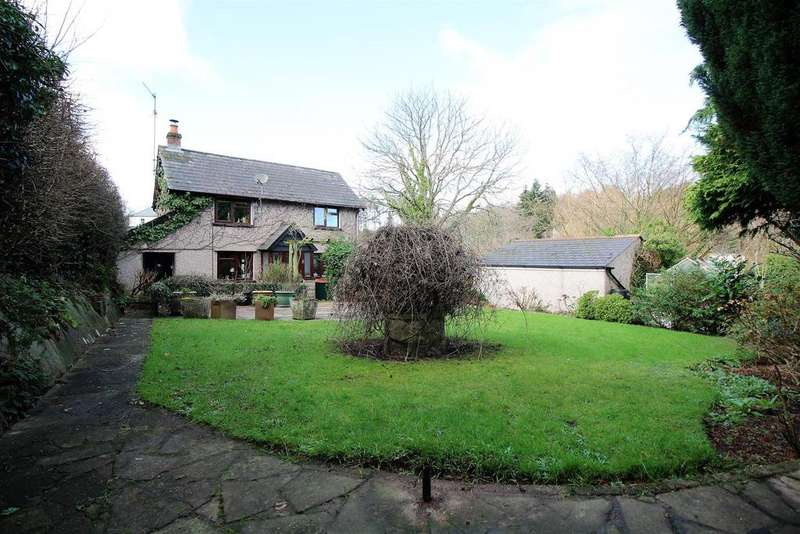 3 Bedrooms Cottage House for sale in Groes Road, Rogerstone, Newport