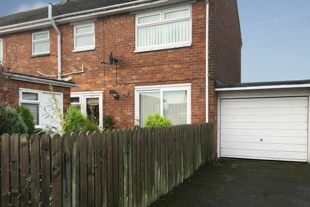2 Bedrooms Property for sale in Greenfield Terrace, Stanley, Durham, DH9 8LZ