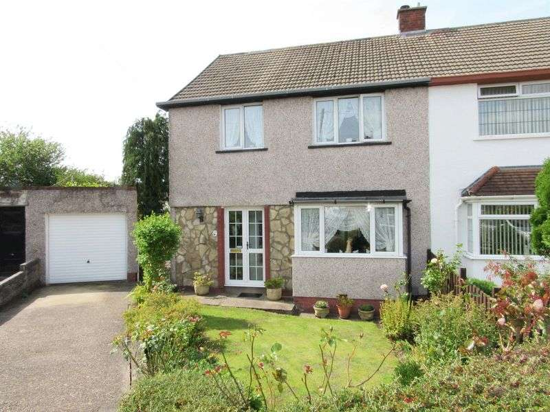 Property for sale in Brundall Crescent Culverhouse Cross Cardiff CF5 4RU