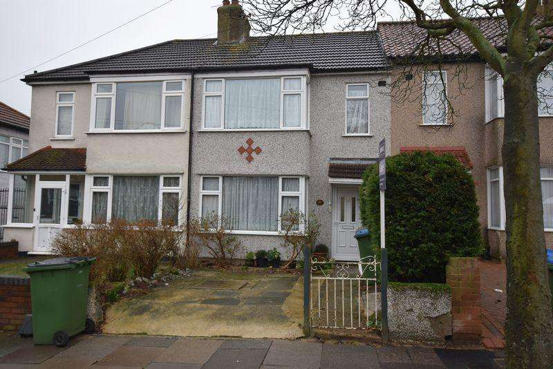 3 Bedrooms Terraced House for sale in Garland Road, Plumstead Common, SE18 2PP